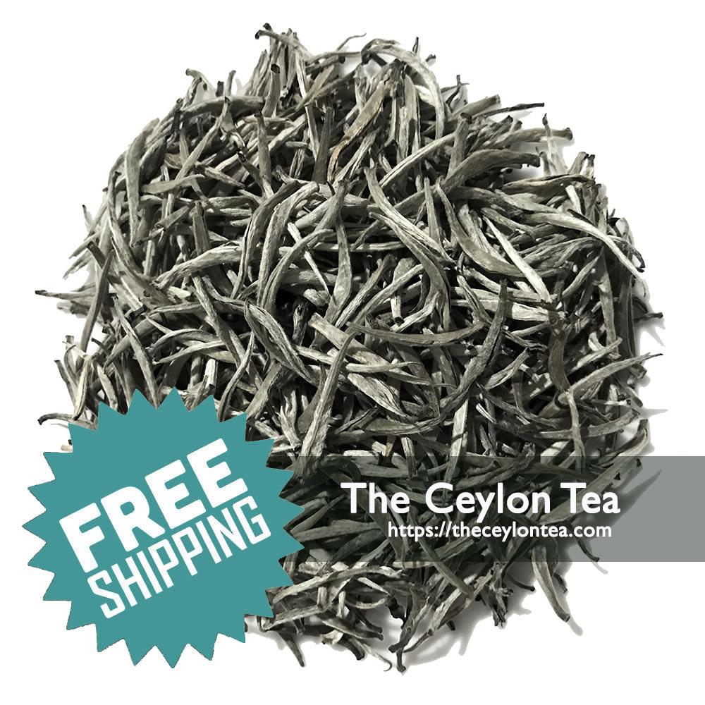 Tip Silvers: Ceylon White Tea From Sri Lanka